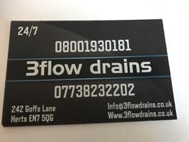 3 Flow Drains Ltd