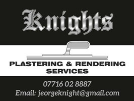 Knights Plastering and Rendering Services