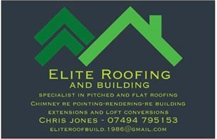 Elite Roofing and Building