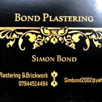 Bond Plastering and Brickwork