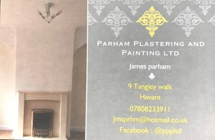 Parham Plastering and Painting Ltd