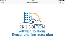 RKH Render Cleaning & Restoration