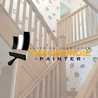 The Geordie Painter