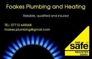 Foakes Plumbing and Heating
