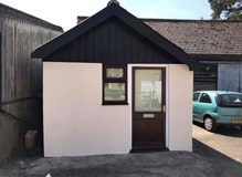 Outbuilding office