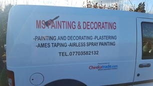 MS Painting & Decorating