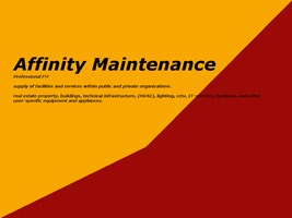 Affinity Maintenance Ltd