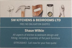 SW Kitchens & Bedrooms Ltd