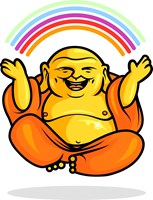 Blinds Buddha