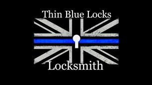 Thin Blue Locks