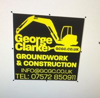 George Clarke Construction and Groundworks