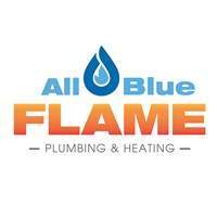All Blue Flame