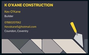 K O'Kane Construction Ltd