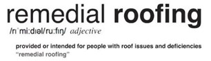 Remedial Roofing Limited