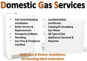Domestic Gas Services