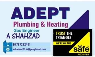 Adept Plumbing & Heating