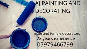AJ Painting and Decorating