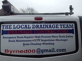 The Local Drainage Team