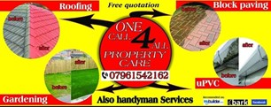 One Call 4 All Round Property Care