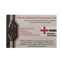 Allenby Electrical Contractors Ltd