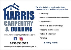 Harris Carpentry and Building