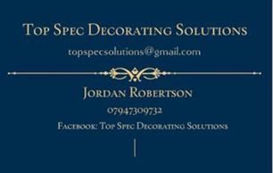 Top Spec Decorating Solutions