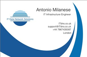 IT Data Network Solutions