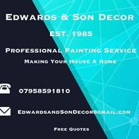 Edwards and Son Decor