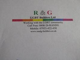 R & G LGBT Builders Ltd