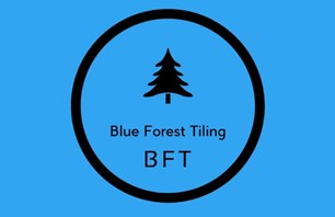 Blue Forest Tiling
