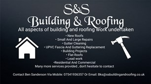 S & S Building and Roofing