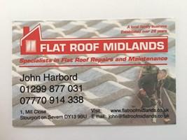 Flat Roof Midlands