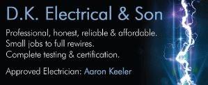 D.K. Electrical & Son