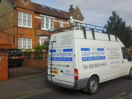 The Sash Window Refurbishment & Repair Co.