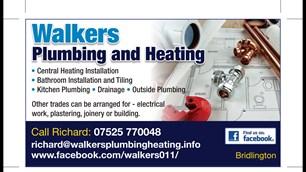 Walkers Plumbing and Heating