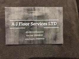 AJ Floor Services Ltd