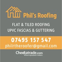 Phil's Roofing