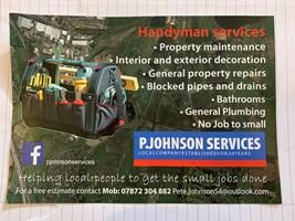 Pete Johnson Services