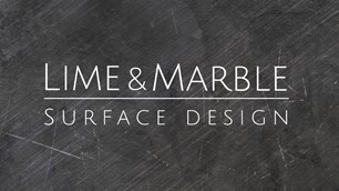 Lime & Marble Surface Design