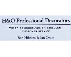 H&O Professional Decorators
