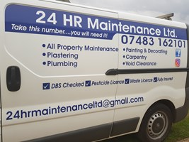 24 Hr Maintenance Ltd