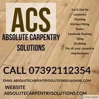 Absolute Carpentry Solutions Limited