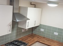 Kitchen fitted in colchester for a local landlord.
