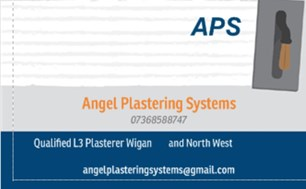 Angel Plastering Systems