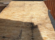FELTING A SHED ROOF