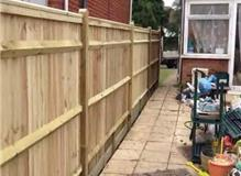 Park Fencing is a local company that has been trading for more than 23 years.