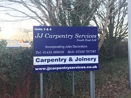 JJ Carpentry Services (South East) Ltd