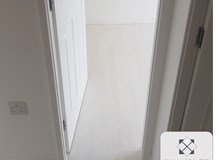 Laminate floor/Rugby