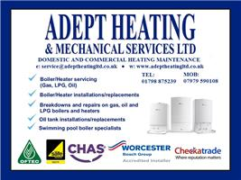 Adept Heating & Mechanical Services Ltd