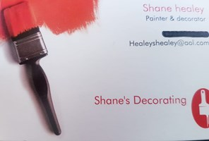 Shane's Decorating